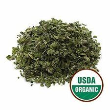 Starwest Botanicals Organic Marshmallow Leaf Cut Althaea Officinalis 1 lb