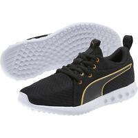PUMA Carson 2 Metallic Mesh Shoes JR Girls Shoe Kids