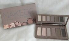 Urban Decay Naked 2 Basics Eyeshadow Palette new in box 6 colors