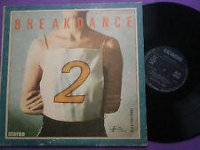 ELECTRIC CORD ORCH Break Dance 2 ROMANIA LP 1987 Synth Pop Disco