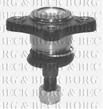 BBJ5498 BORG & BECK BALL JOINT UPPER L/R fits Hyundai Terracan 03-on