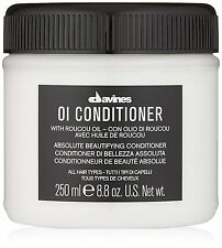 Davines OI CONDITIONER 8.5 OZ - NEW & AUTHENTIC