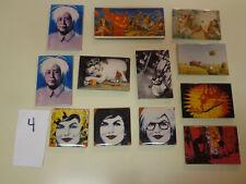 Andy Warhol Factory Refrigerator Magnet Art Set Decorations 1990's #4