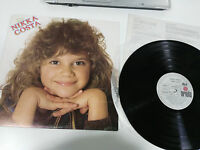 "NIKKA COSTA SELF TITLED LP VINILO VINYL 12"" 1981 SPANISH EDITION VG/VG"