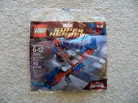 LEGO Marvel Super Heroes - Spiderman Glider Polybag 30302 - New & Sealed