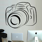 """Sticker Décoration Murale, Voiture """"Appareil Photo"""" 15x18cm à 30x36cm (PHOTO001)"""