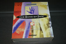 Fables & Fiends: The Hand of Fate 1993 Vintage PC Game 3.5 Disks Complete in Box