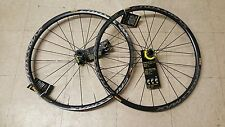 Mavic Crossmax Pro Carbon Cross Country Mountain bike bicycle MTB Wheelset   29