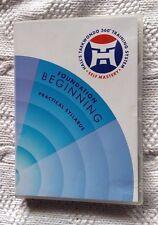 HALL'S TAEKWONDO 360' TRAINING SYSTEM : FOUNDATION BEGINNING (DVD) VERY GOOD
