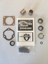 STEERING BOX REBUILD KIT CHEVY GMC TRUCK  1955 1956 1957 1958 1959 New Complete