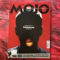 MOJO Magazine UK # 91 RADIOHEAD Bob Dylan RAMONES Nick Kent