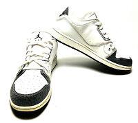 Nike Jordan 1 Flight 2 Low Shoes Men's Size 9.5 (654465-103) (M-120)