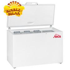 Solar Fridge Complete Kit - inc 240L Fridge, Solar Panel, Battery & Equipment