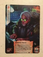Omar Keung Alt Art Prize From Android Netrunner The Card Game 2017 Official OP