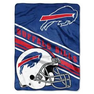 Buffalo Bills Royal Plush Blanket 60 x 80