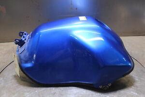SIDE STICKERS RESINED BLUE GOLD FITS YAMAHA XT 1200 Z SUPERTENERE 2012-2013