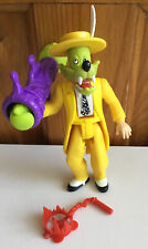 7 Inch 1994 HASBRO THE MASK WILD WOLF ACTION FIGURE MOVIE SERIES JIM CARREY