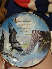 Carried On Eagles Wings By Ted Bldylock Plates