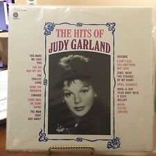 THE HITS OF JUDY GARLAND VINYL LP CANADA SN-16175