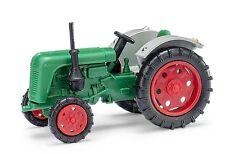 Busch Pantaloni farina 210010112 Trattore Famulus,Verde/Grigio,H0 Auto Modello 1