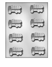 NEW CONSTRUCTION VECHILE  CHOCOLATE MOULD (1)