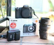 Canon EOS 6d 20,2 MP DSLR con obiettivo Canon EF 24-105 1:4 L IS USM