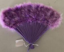 Ladies Feather Fan Civil War Reproduction Reenactment Theatre Costumes