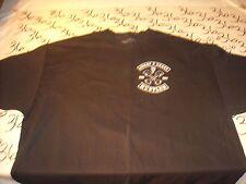 3XL- NWOT Hustler Riding Dirty 1%er Club Style T- Shirt