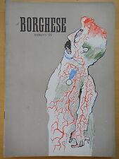 1954-IL BORGHESE-Direttore LEO LONGANESI-Anno V, Numero 44