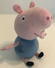 "7"" George Peppa Pig Plush Stuffed Animal Doll Preschool Children Kids"
