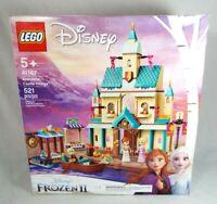 Lego Frozen 2 Arendelle Castle Village 41167 New With Box Damage