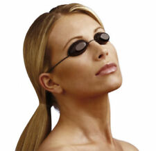 Sunbed Goggles UV Eye Protection for indoor outdoor tanning with elastic Iggogle
