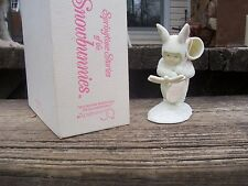 "Dept 56 Snowbunnies ""You Better Watch Out or I'll Catch You"" In original box"