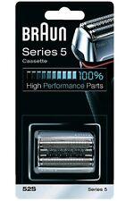 52S Braun Cassette Series 5 Flexmotiontec Shaver Blade Replacement Foil Cutter