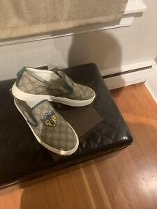 Unisex Gucci Slip On Sneakers