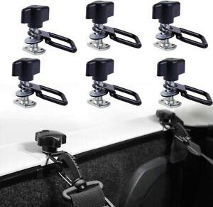 Quick Removal Fastener Thumb Screw Kit For Jeep Wrangler YJ TJ JK JL 1995-2020