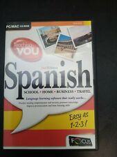 Teaching-you Spanish (2nd Edition) - PC/MAC