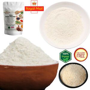 100% Natural Onion Powder A-Grade Organic Pure Seasoning Spices Top Quality 500g