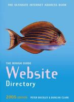 The Rough Guide Website Directory (Rough Guides Reference Titles),Peter Buckley