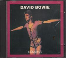 "DAVID BOWIE - RARO CD ITALY ONLY 1993 "" STARMAN """