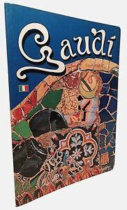 GAUDI' Escudo de Oro italiano s.d.