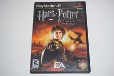 Harry Potter & the Goblet of Fire (Sony Playstation 2 ps2) Complete