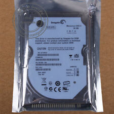 "Seagate 80 GB 2.5"" 7200 RPM IDE PATA 8 MB HDD Hard Disk Drive Laptop ST980825A"