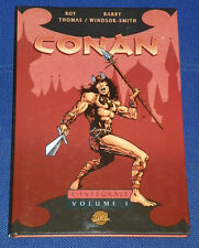Conan le barbare - Intégrale t.1