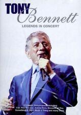 Very Good, Tony Bennett - Legends in Concert [DVD], , DVD