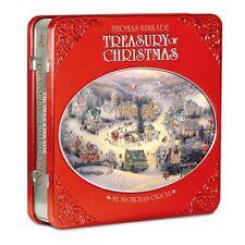 Thomas Kinkade, 101 - Thomas Kinkade-Treasury of Christmas [New CD]