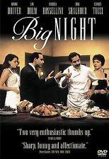 Big Night (Ws Keep) DVD, Tony Shalhoub, Stanley Tucci, Marc Anthony, Larry Block
