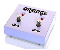 Orange FS-2 Dual Function Guitar Footswitch FTSWCH-DUAL 2-Button NEW + FREE 2DAY