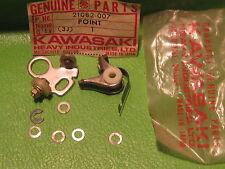 KAWASAKI H1 MACH III 500 TRIPLE 1969-76 CONTACT BREAKER POINTS OEM # 21082-007