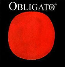 NEW Pirastro Obligato Violin Strings Set 4/4 Gold Ball E